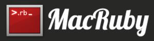 MacRuby