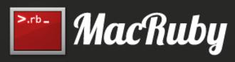 MacRuby - Image: Mac Ruby logo