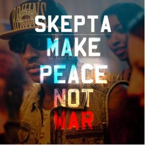 Make Peace Not War - Image: Make Peace Not War