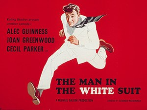 The Man in the White Suit - DVD release cover