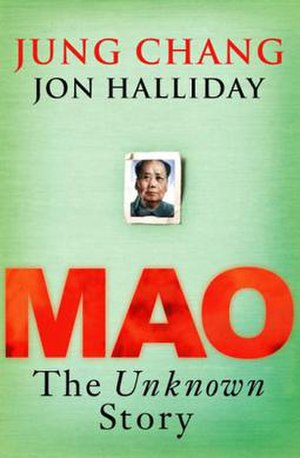 Mao: The Unknown Story - First edition cover