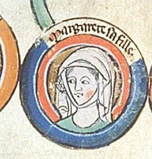 Margaret Plantagenet, Queen of Scotland.JPG