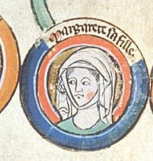 Margaret of England - Image: Margaret Plantagenet, Queen of Scotland