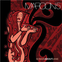 maroon 5 songs about jane album