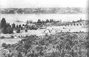 Medina, Washington - Medina in 1915