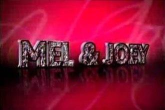 Mel & Joey - Title card