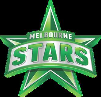 Melbourne Stars - Image: Melbourne stars