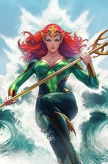 Mera (comics) Fictional superhero character