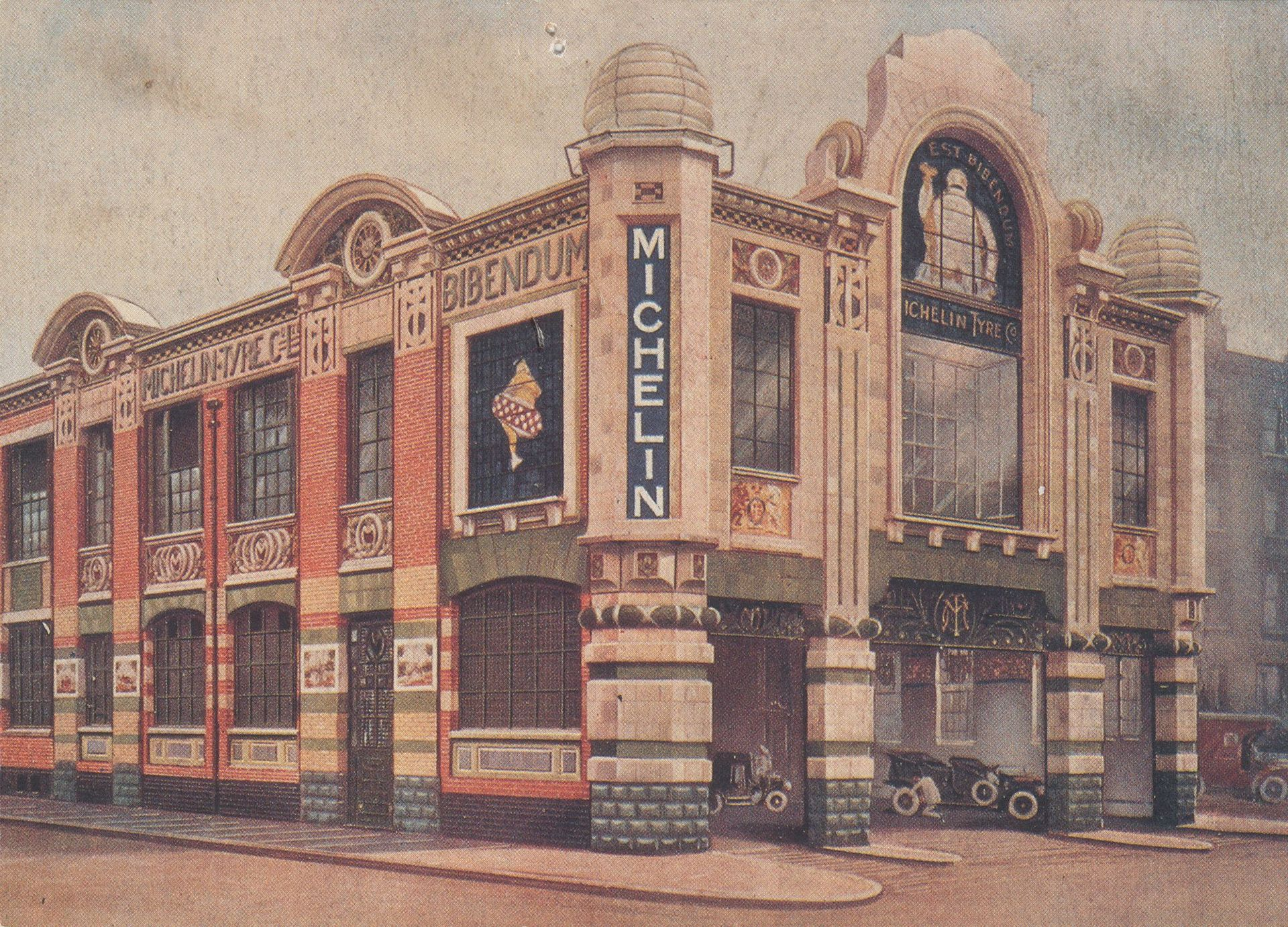 Michelin House Wikipedia