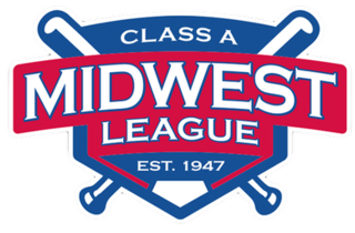 Midwest League baseball league operating at the Class A level of Minor League Baseball in the Midwestern US