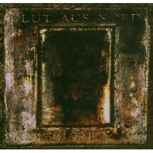 MoRT (Blut Aus Nord album) - Image: Mo RT cover