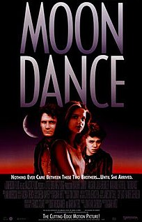 <i>Moondance</i> (film) 1994 film by Dagmar Hirtz