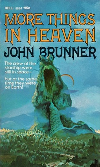 More Things in Heaven - Cover of the first edition (1973).