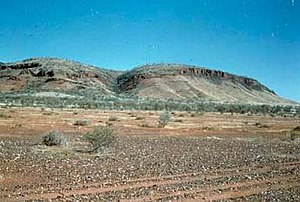 Newman, Western Australia - Mount Newman