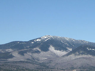 Mount Whiteface mountain in United States of America