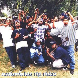 Bloods & Crips - Nationwide Rip Ridaz