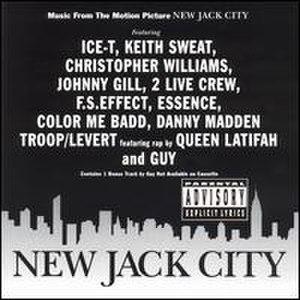 New Jack City (soundtrack) - Image: New Jack City soundtrack