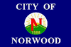 Flag of Norwood, Ohio