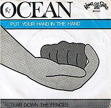 Ocean - Put Your Hand in the Hand single.jpg