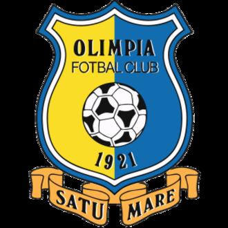 FC Olimpia Satu Mare - Image: Olimpia Satu Mare logo