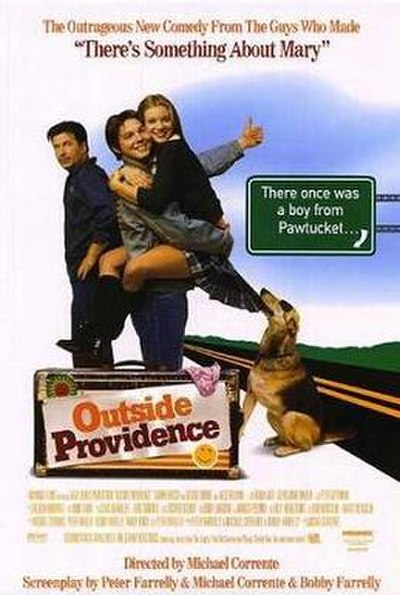 Picture of a movie: Outside Providence