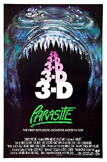 <i>Parasite</i> (1982 film) 1982 film by Charles Band