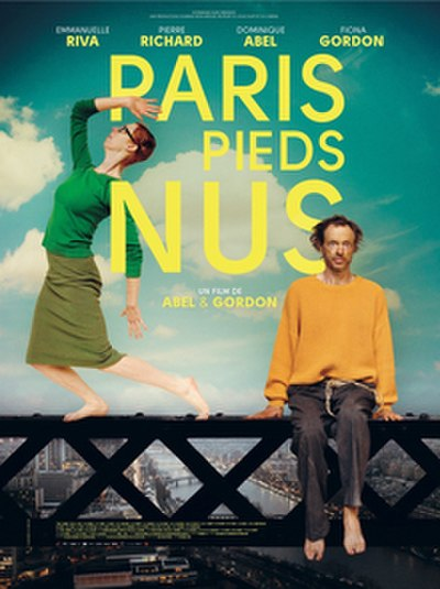 Picture of a movie: Lost In Paris