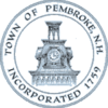 Official seal of Pembroke, New Hampshire