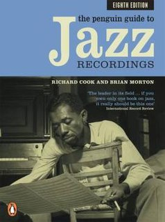 <i>The Penguin Guide to Jazz</i> book