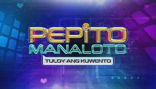 <i>Pepito Manaloto</i> Philippine television series