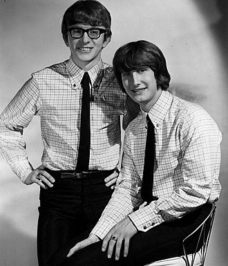 Peter and Gordon - Peter and Gordon publicity photo, 1965.