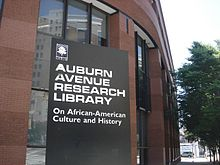 a history of auburn avenue The 79th street line ran from western avenue to lake michigan beaches auburn gresham's accessibility to transportation made the neighborhood an easy sell for.