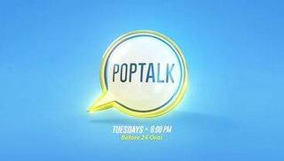 <i>Pop Talk</i> Philippine television show
