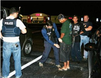 Project Southern Tempest - Image: Project Southern Tempest ICE Makes 20,000th Arrest USA 2011