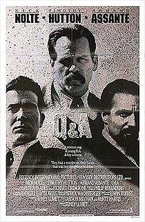 <i>Q&A</i> (film) 1990 film by Sidney Lumet