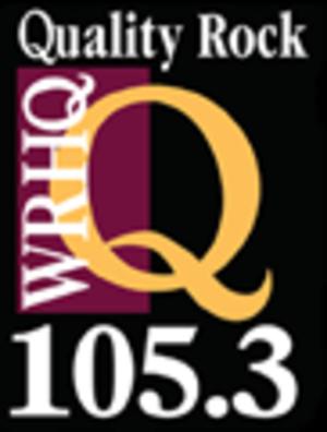 WRHQ - WRHQ Quality Rock Q105.3 Logo