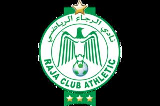 Raja CA Sports club in Casablanca, Morocco