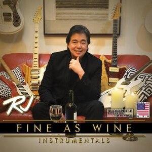 Fine as Wine Instrumentals - Image: Ramon Jacinto Fine as Wine Instrumentals coverart