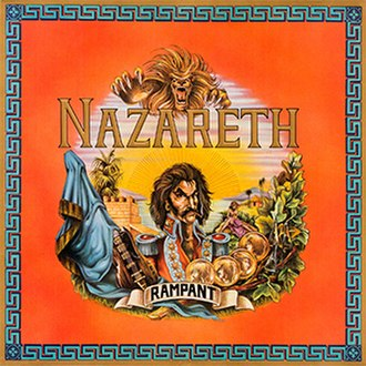 Rampant (album) - Image: Rampant album