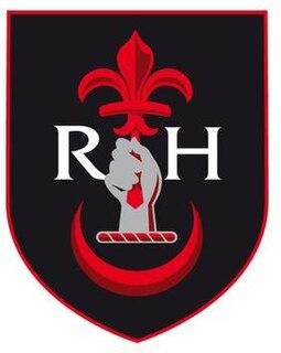 Regent House School Grammar school in Newtownards, Down, Northern Ireland