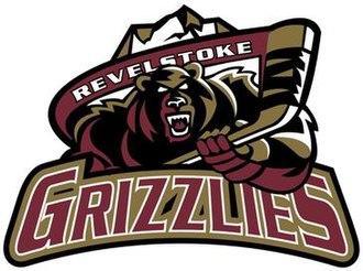 Revelstoke Grizzlies - Image: Revelstoke Grizzlies