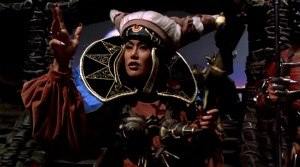 Rita Repulsa - Julia Cortez as Rita in Mighty Morphin Power Rangers: The Movie