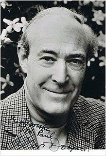 Robert Dougall English broadcaster and ornithologist
