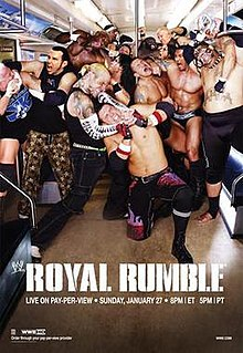 Image result for WWE Royal Rumble 2008