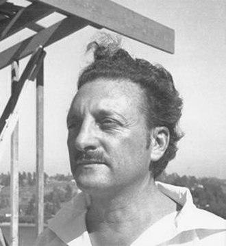Rudolph Schindler (architect) - Image: Rudolph Michael Schindler