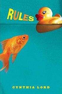 <i>Rules</i> (novel)
