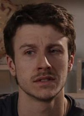 Ryan Connor - Ryan Prescott as Ryan Connor (2018)