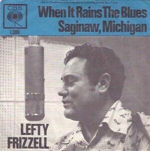 Saginaw, Michigan (song) - Image: Saginaw, Michigan Lefty Frizzell