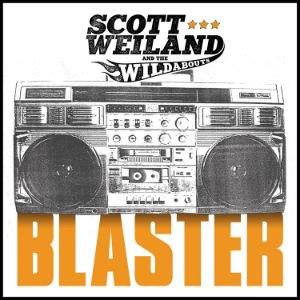 Blaster (Scott Weiland album) - Image: Scott Weiland Blaster