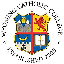 Seal of Wyoming Catholic College.jpg